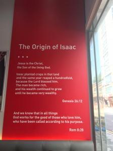 Isaac Toast